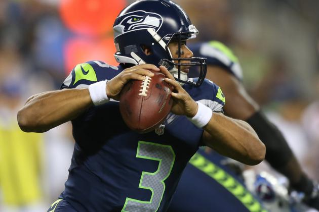 Why Seahawks' Russell Wilson Deserves to Start Week 1 of the Regular Season