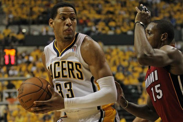 Indiana Pacers: The East's Second-Best or Is Danny Granger Just Deranged?