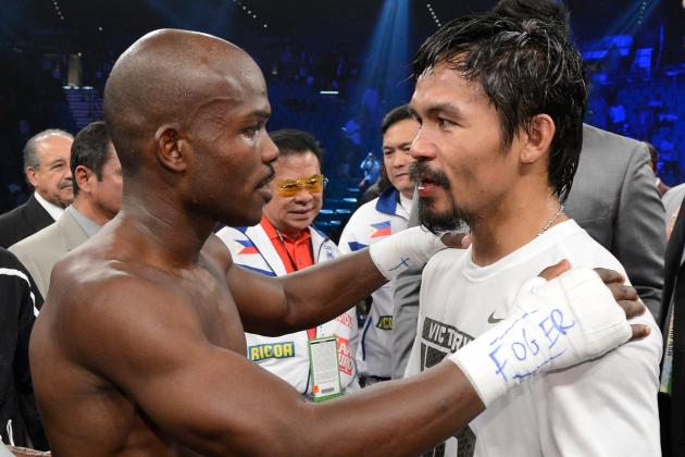 Timothy Bradley Says Manny Pacquiao Is Scared of a Rematch