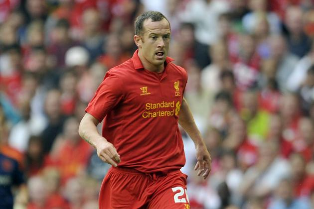 Liverpool Transfer News: Charlie Adam to Everton?