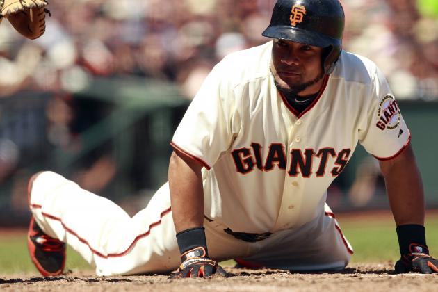 San Francisco Giants: Melky Cabrera's Positive Drug Test Damages Playoff Hopes