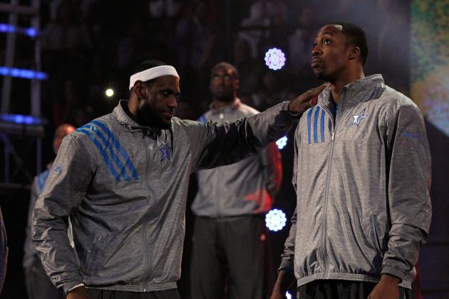 LeBron James' Image May Be the Biggest Winner in the Dwight Howard Trade