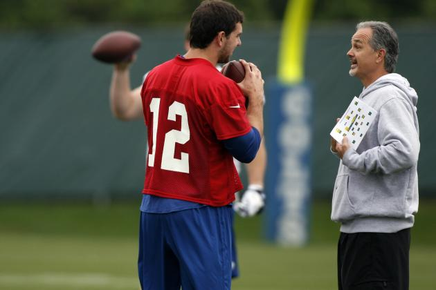 Colts, Dolphins Hoping to Have Next Great QB-Coach Pairings