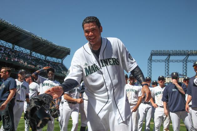 Felix Hernandez's Perfect Game: King for a Day, but a Moment for All Eternity