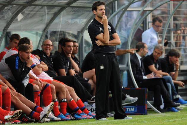 Why Inter Milan's 2012-13 Season Is Entirely in Andrea Stramaccioni's Hands