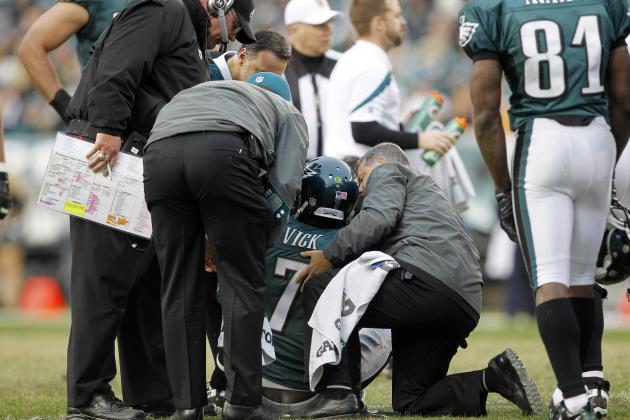 Michael Vick Staying Healthy Key to Philadelphia Eagles Season in 2012