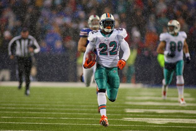 Miami Dolphins RB Reggie Bush: Fantasy Football Profile and Projection