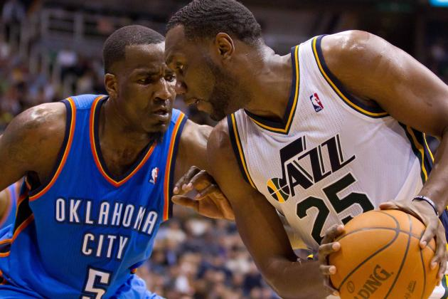 Why Young Northwest Division Will Be NBA's Most Exciting in 2012-13