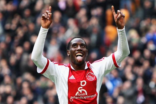 Vurnon Anita Completes Newcastle United Signing, Twitter Reacts