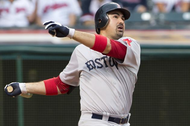 Boston Red Sox: Did They Burn Bridges by Discussing an Adrian Gonzalez Trade?