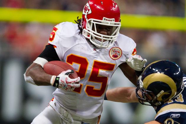 Kansas City Chiefs: Jamaal Charles No Longer a Top Option in Fantasy Football