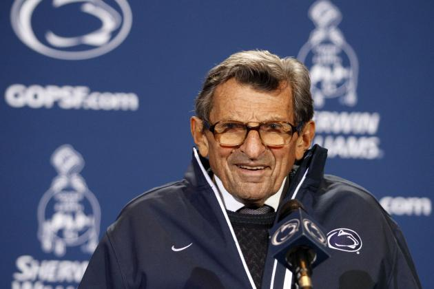 Joe Paterno Book Sheds No New Light on Penn State Football Scandal