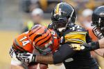 Steelers' James Harrison Undergoes Knee Surgery