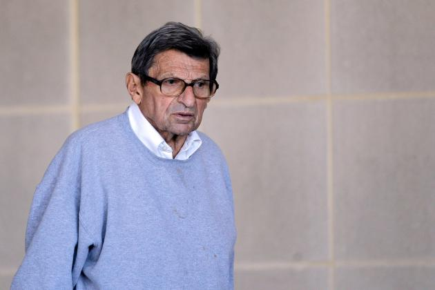 Joe Paterno Book: Penn State Coach's Legacy Won't Change with New Biography