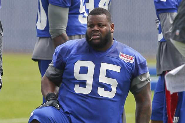 Defensive Line Injuries a Serious Concern for New York Giants