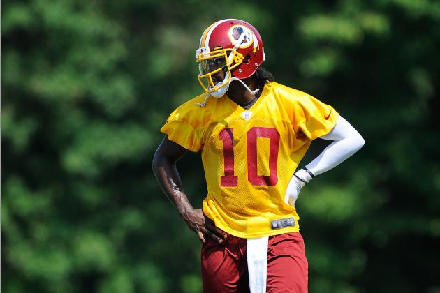 Washington Redskins Are Right to Use Baylor Offense to Help Robert Griffin III
