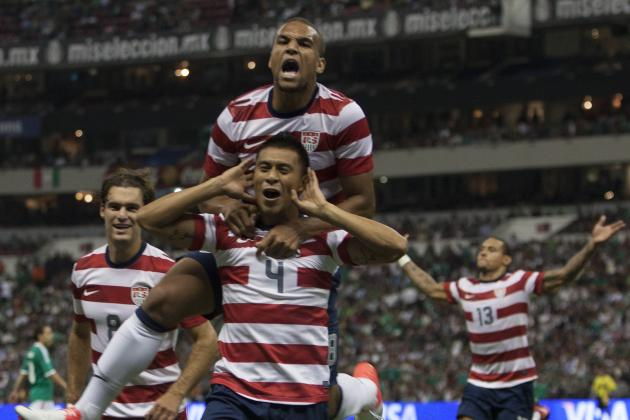 USA vs. Mexico: Top Moments from Historic US Victory
