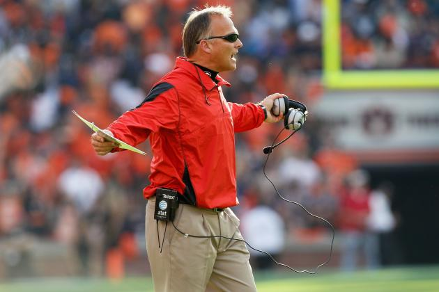 Georgia Football: 'Angry Mark Richt' Is Someone That Bulldog Fans Should Embrace