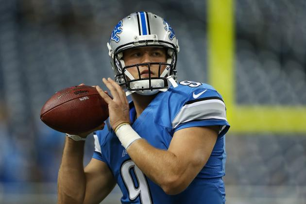 Detroit Lions Preview: Will Matthew Stafford Repeat His 5,000 Yard Performance?