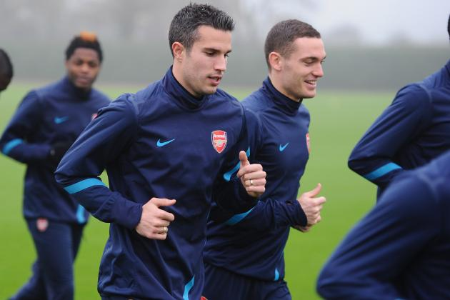 4 Best Choices to Replace Robin Van Persie as Arsenal Captain