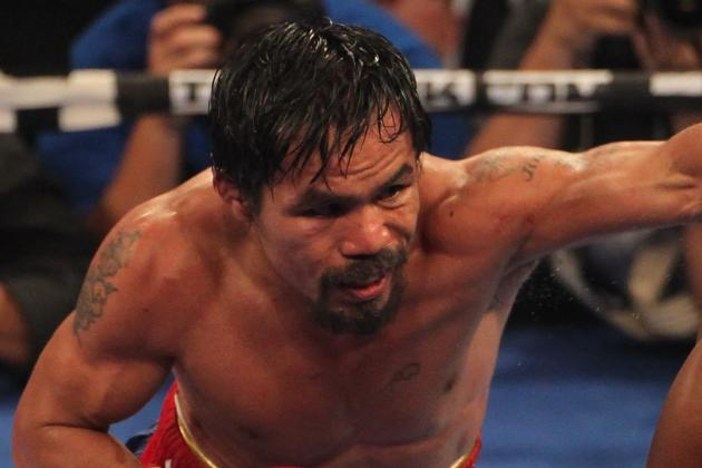 Top Rank Requests MGM for Nov. 10 'Pacquiao Event'