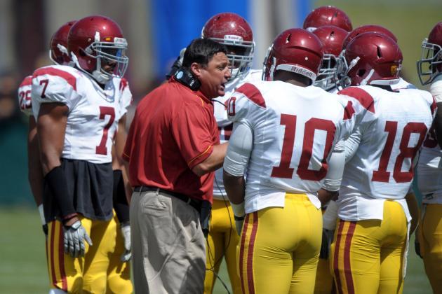 USC Football 2012: Trojans' Dwindling Depth on Defense Not Helping Title Hopes