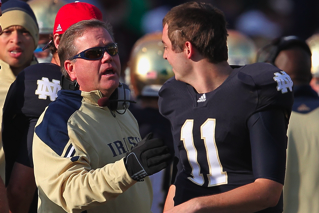 Notre Dame Football: Latest on Tommy Rees and QB Situation in South Bend