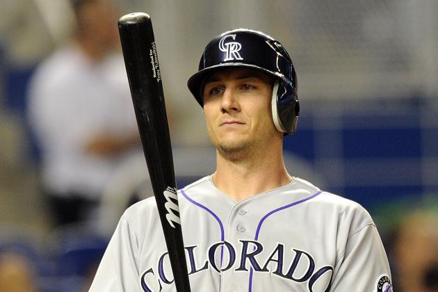 Tulowitzki to Travel with Rockies on Road Trip