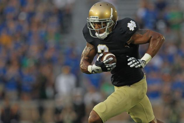 Notre Dame Football: WRs That Must Step Up to Fill Michael Floyd's Shoes