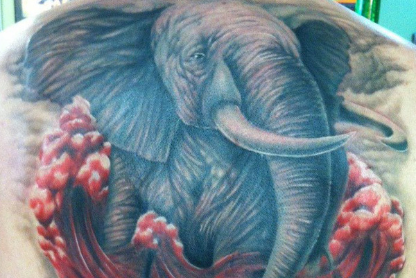 Alabama Crimson Tide Fan Tattoo: How Far Would You Go to Support Your Team?