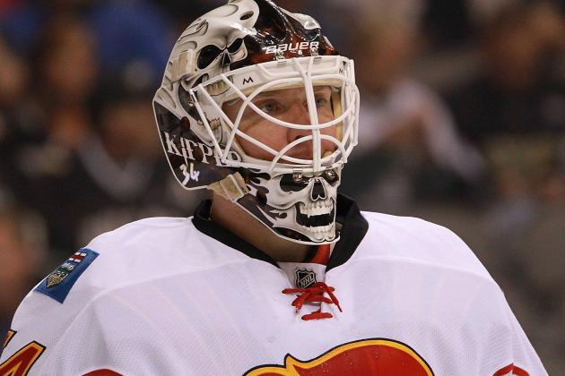 NHL Trade Talk: Could Calgary Flames Goalie Miikka Kiprusoff Be on the Move?