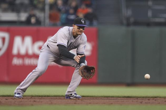 Rockies' Troy Tulowitzki Improves Injury Return at Personal Workout