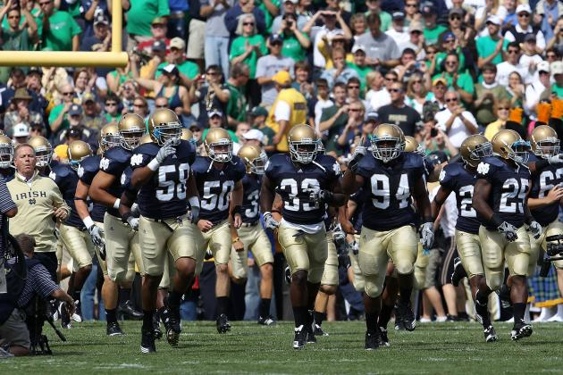 Notre Dame Football: Will Irish Defense Be Able to Withstand Intense Schedule?