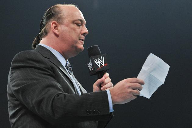 Report: CM Punk to Be Aligned with Paul Heyman?