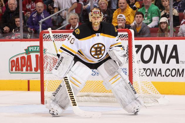 Who Is Taking Bigger Risk with 1-Year Deal: Tuukka Rask or Boston Bruins?