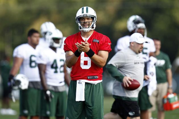 What Needs to Happen for Mark Sanchez to Become a Top-10 QB?