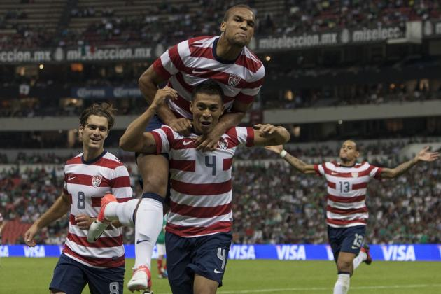 USA vs. Mexico: How Team USA's Victory Will Jump Start Its FIFA World Cup Bid