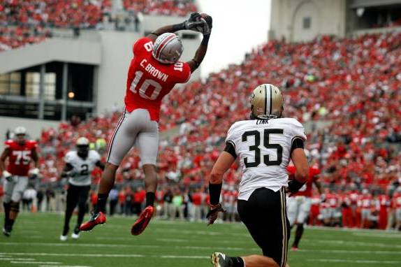 Ohio State Football: Corey Brown Believes He Is the Fastest Player on the Team