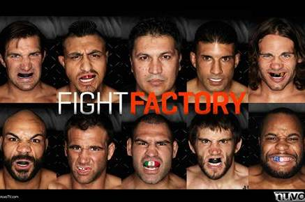 Fight Factory Week One Recap: Champions, Rookies, Old-Timers and the Bad Guy