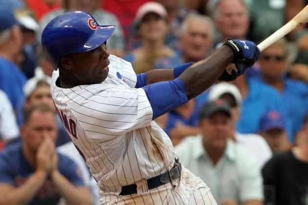 MLB Trade Rumors: Will Giants Grab Alfonso Soriano to Replace Melky Cabrera?