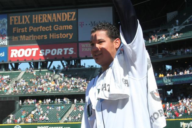 Does Felix Hernandez's Perfect Game Force Mariners Not to Trade Him This Winter?
