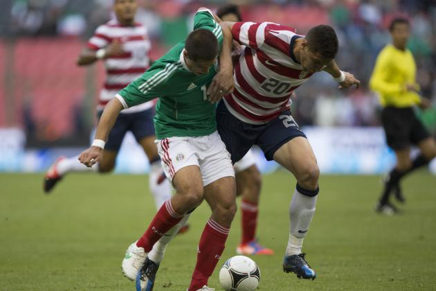 United States Gets Historic Victory Against Mexico and Closes the Perceived Gap