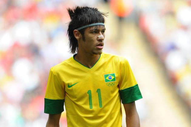 Neymar: Did Brazilian Superstar Help or Hurt His Transfer Case in London 2012?