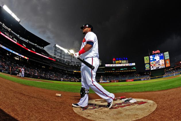 Atlanta Braves' Secret Weapon: Juan Francisco and the Bench a Serious Edge