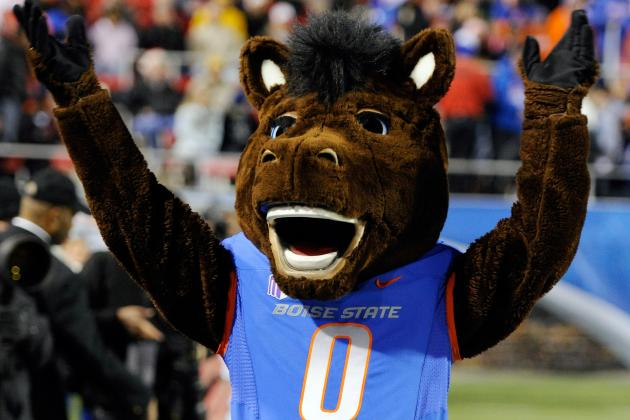 Boise State Football: Weak Schedule Dooms Broncos' BCS Title Hopes