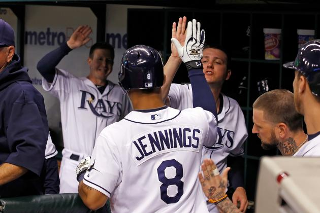 Tampa Bay Rays: The Revival of Desmond Jennings with Longoria's Return