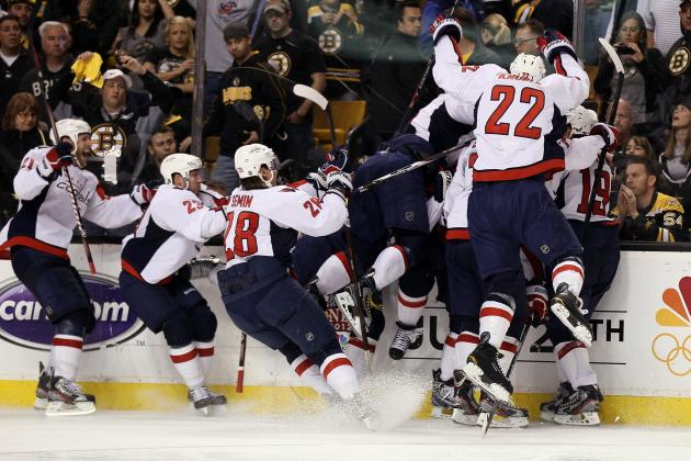 Are the 2012-13 Capitals Moving in the Right Direction or Heading for Trouble?