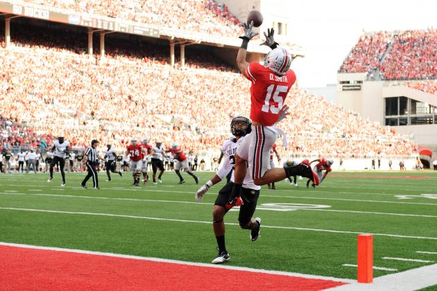 Ohio State Football: Young Pass Catchers Ready to Break out