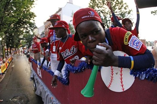 African Country to Make Debut at Little League World Series