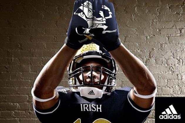 2012 Shamrock Series Uniform by Adidas